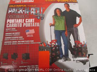Pack N Roll Mesh Portable Cart