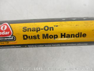 Snap On Dust Mop Handle