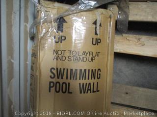 Swimming Pool Wall