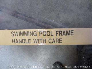 Swimming Pool Frame