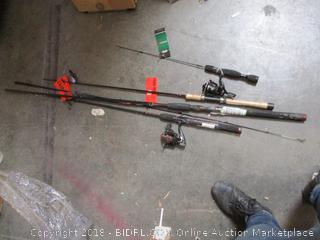 Fishing Poles (Damaged)
