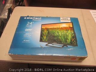 "Element 24"" TV Screen"