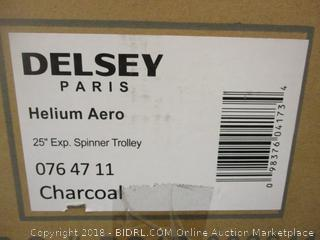 Delsey paris Helium Aero Spinner Trolley