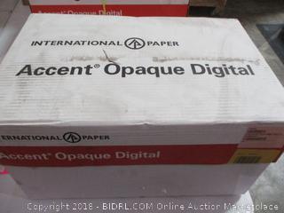 Accent Opaque Digita