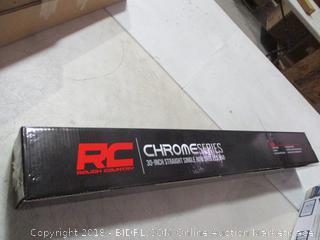 30 Inch Straight Single Row Cree LED Bar