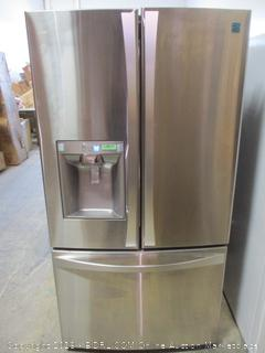 Kenmore Elite Refrigerator Powers On,  See Pictures