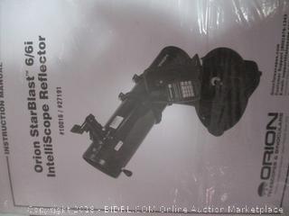 Orion StarBlast 6/6i IntelliScope Reflector