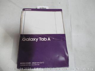 Galaxy Tab A Book Cover