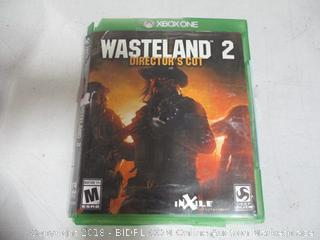 Wasteland 2 Director's Cut XBOX ONE Game