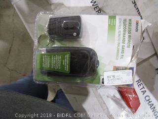 Woods Wireless Remote