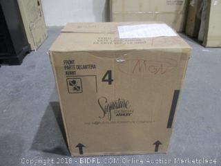 Signature Nightstand Sealed Opened For Picturing