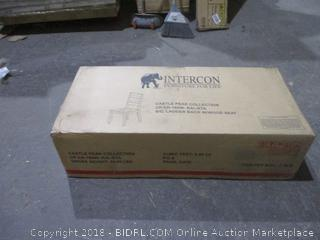 Intercon Castle Peak Collection  Chair Sealed Opened for Picturing