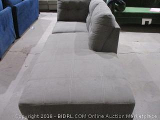 Sectional Part Sofa See Pictures