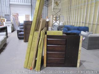 Discovery Full Mission Stair Stepper Bunk Bed See Pictures