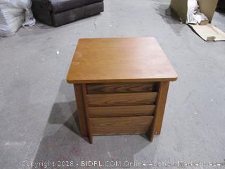 Buddy Storage Space Beneath Tabletop