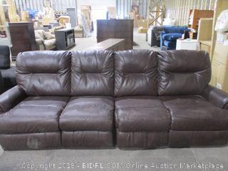 2 Piece Sofa Recliner