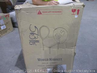 World Market Paige Dining Chair
