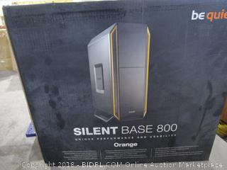 be quiet Silent Base 800 Orange See Pictures