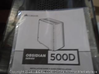 Corsair Obsidian Series 500D