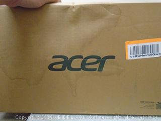 Acer Aspire Full HD 1080  Powers on See Pictures