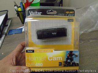 Vivitar Helmet Cam DVR 480 Sealed