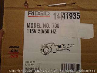 Ridgid 700 Power Drive
