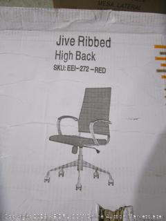 Joved Ribbed High Back Office Chair