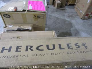 Hercules Universal Heavy Duty Bed Frame