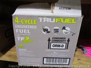 Trufuel 4 Cycle Engineered Fuel