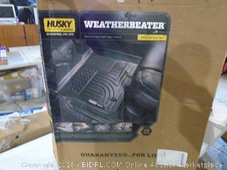 Husky Weaterbeaters Floor Liners