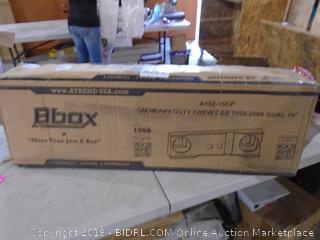 """Bbox GM Heavy Duty Chew Cab Dual 10"""""""
