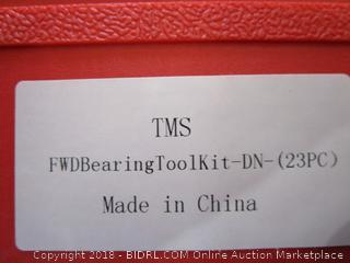 TMS FWDBearing Tool Kit