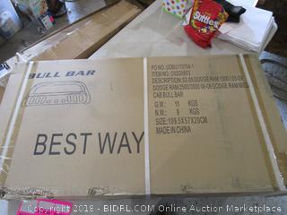 Cab Bull Bar