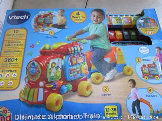 V Tech Ultimate Alphabet Train