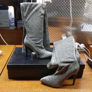 Boots Glitter