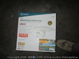 Antop UFO Smartpass Amplified HDTV Antenna Outdoor/RV/Atic