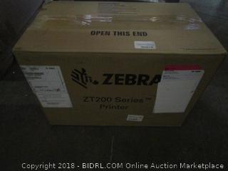 Zebra ZT200 Series Printer