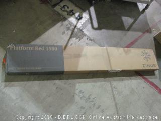 Zinus Platform Bed 1500 King