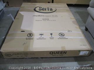 Serta Queen Motionessential   adjustable foundation