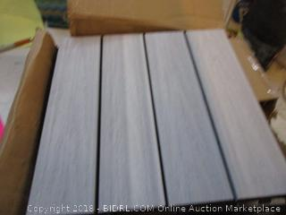 Ultra Shield Natural Capped Composite Deck Tile