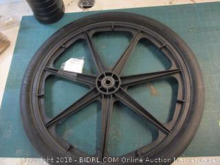Flat Free Cart Tire