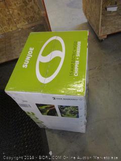 Electric Wood Chipper + Shredder