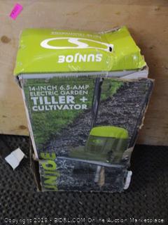 Sunjoe Electric Garden Tiller + Cultivator