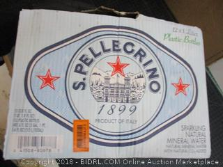 S.Pellegrino Box Lot See Pictures +