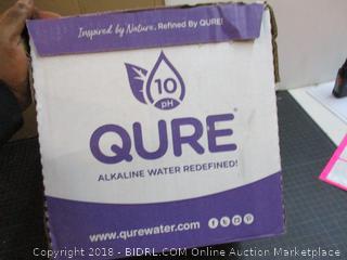 Qure Alkaline Water Redefined