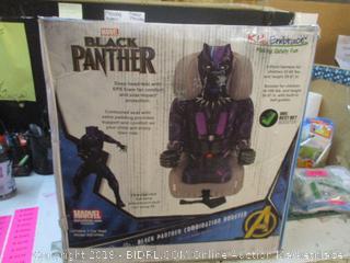 Black Panthern Carseat