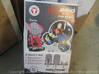 Htbrid 3 in 1 Car Seat Factory Sealed