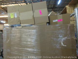 Sylvania 65 Watt Floodlight 12Lights Per Box Pallet Lot - Please View Pictures