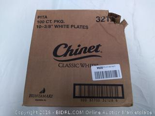 Chinet Classic White Plates - New