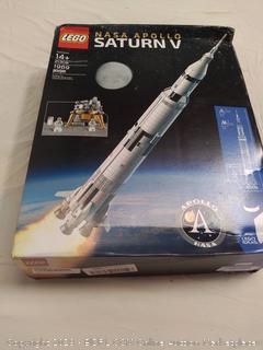 Lego Saturn V - New